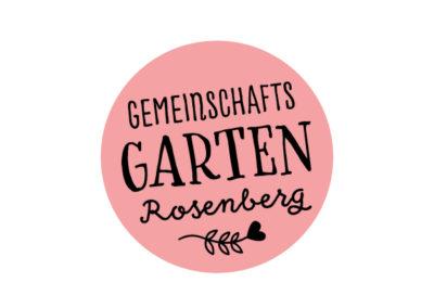 Logo Gemeinschaftsgarten Rosenberg