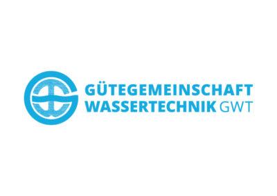 Logo Gütegemeinschaft Wassertechnik