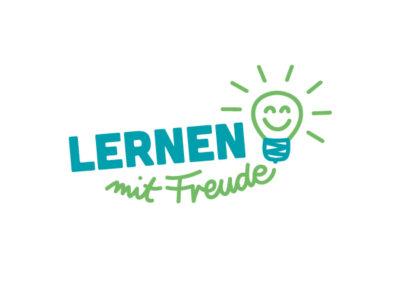 Logo Lernen mit Freude