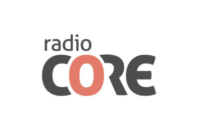Logo radioCORE