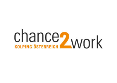 Logo Chance2Work - Kolping
