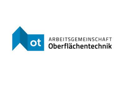 Logo Arbeitsgemeinschaft Oberflächentechnik